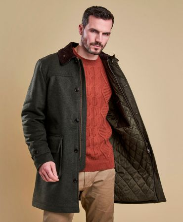 Abbeystead Wool Jacket