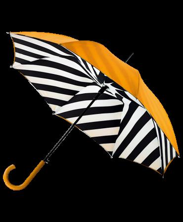 Diagonal Stripe Lips Superslim Umbrella