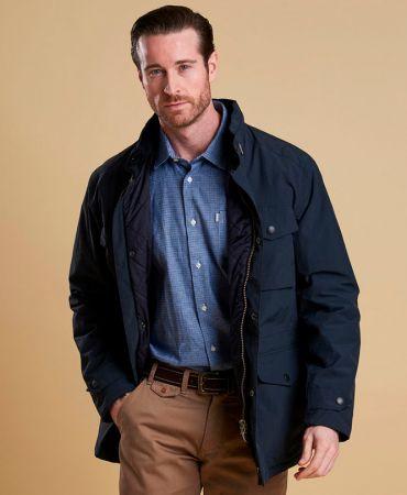Jersey Waterproof Jacket