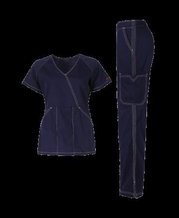 MedPro Women's Medical Scrub Set