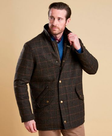 Prestbury Tweed Wool Jacket